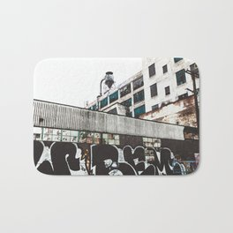 Detroit City Bath Mat