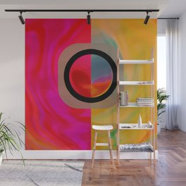 The Dualism Wall Mural