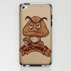 Goomba iPhone & iPod Skin