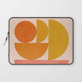Abstraction_Summer_Color_Minimalism_001 Laptop Sleeve