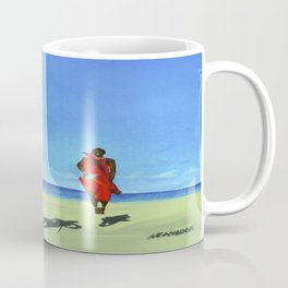 Jumping Happy Togetter Coffee Mug
