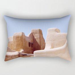 Colors of Santa Fe Rectangular Pillow