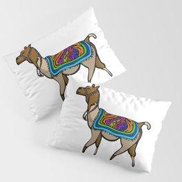 Lofty Llama Pillow Sham