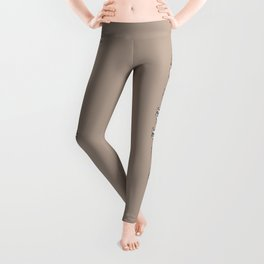 French Bulldog Burpees Leggings