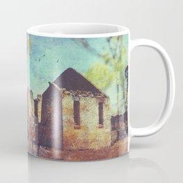 The ruin of St Marys Coffee Mug