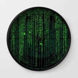Matrix (1) Wall Clock