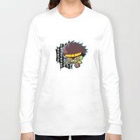 jjba Long Sleeve T-shirts featuring Star Platinum by cezra