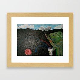The Highuana Framed Art Print