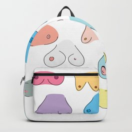 Boobies Backpack
