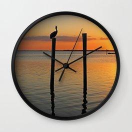 Dare to Desire Wall Clock