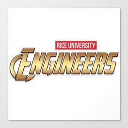 Rice Engineers Canvas Print