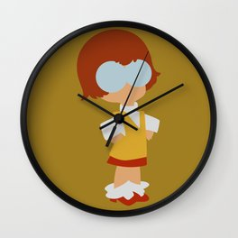 Kid Velma Dinkley Wall Clock