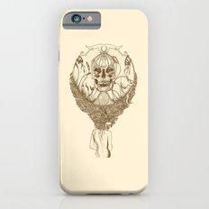 lady death // brown Slim Case iPhone 6s