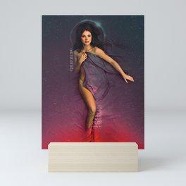 Between the sheets Mini Art Print