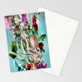 Flower 3 Stationery Cards