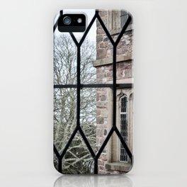 Windows Follow Trees iPhone Case