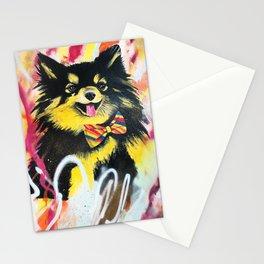 Pomeranian Pop Stationery Cards