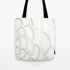 Just Some Dots Tote Bag