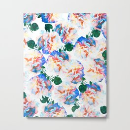 Wild Flora #society6 #decor #buyart Metal Print