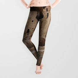 Cliff Palace Overview Leggings