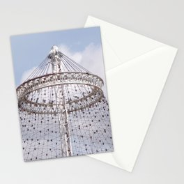 Metal Canopy Ring for U.S. Pavilion for The 1974 World's Fair Stationery Cards