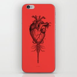 Release the poison! iPhone Skin