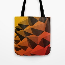 Spiky Brutalism - Swiss Army Pavilion Tote Bag