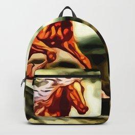 Ein Hauch von Freiheit Backpack