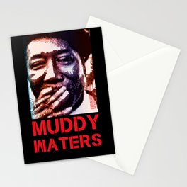 Muddy Waters Stationery Cards