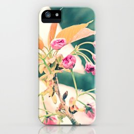 Welcome to Spring iPhone Case