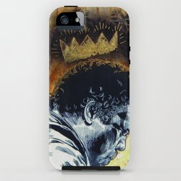 Saint Mingus iPhone Case