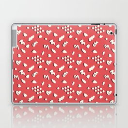 Lotion Swiggles  Laptop & iPad Skin