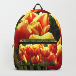 Tulips Are Better Than One Backpack