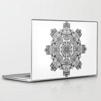 hamsa Laptop & iPad Skins featuring Hamsa by Paint it graphics