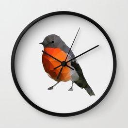 Geo - Robin Wall Clock