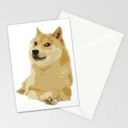 Shibe Stationery Cards