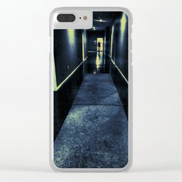 Hall of Doors Clear iPhone Case