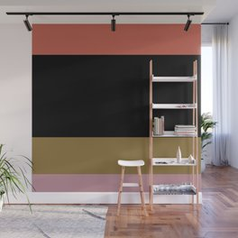Contemporary Color Block IV Wall Mural
