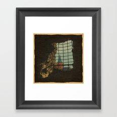From A Castle Framed Art Print