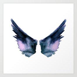 Wings 2 Art Print