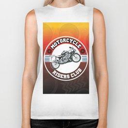 Motorcycle Riders Club Biker Tank