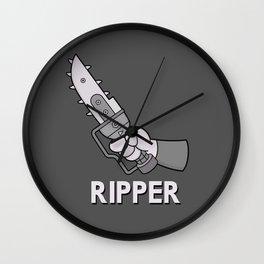 Ripper Wall Clock
