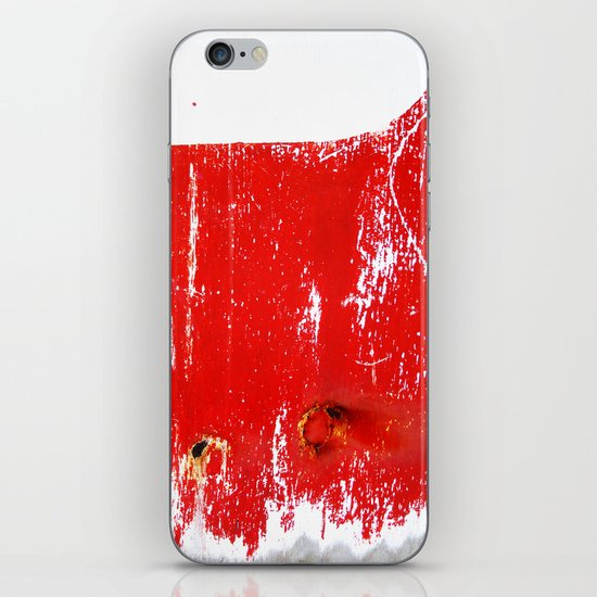 Scratches iPhone & iPod Skin