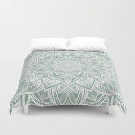 Bermuda Zen Duvet Cover