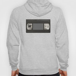 Retro 80's objects - Videotape Hoody