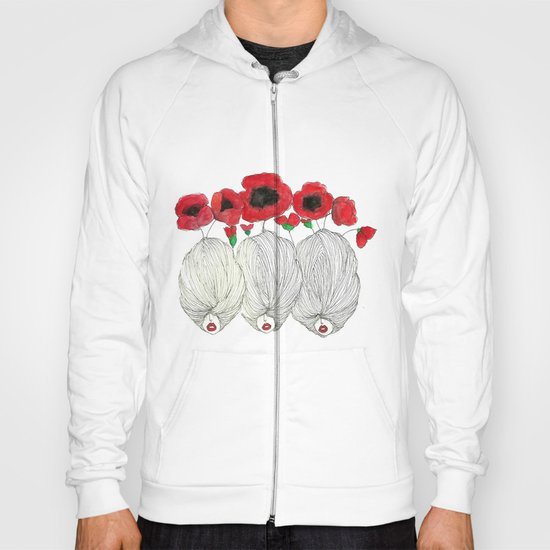 Poppy Girls Hoody