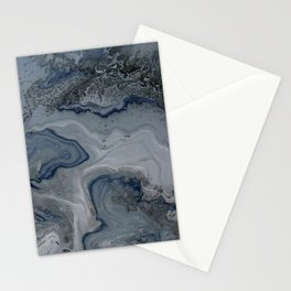 Pouring Away The Ocean Stationery Cards