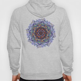 En Force Sri yantra Hoody