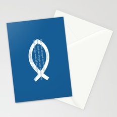 Diverged Stationery Cards