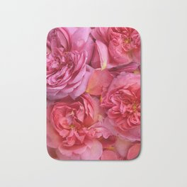 English Rose Collection Bath Mat